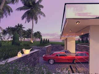 Aero 1 0: Дома в . Автор – Filipp Kitsenko