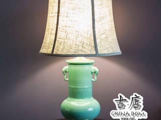 Интернет-магазин предметов интерьера 'CHINADOM' Study/officeLighting Porcelain Green