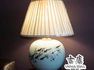 СВЕТИЛЬНИКИ ФАРФОРОВЫЕ Интернет-магазин предметов интерьера 'CHINADOM' Спальная комната Освещение Фарфор