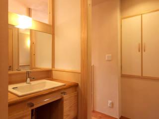 休日のための家 オリジナルスタイルの お風呂 の あーきす建築設計室 オリジナル