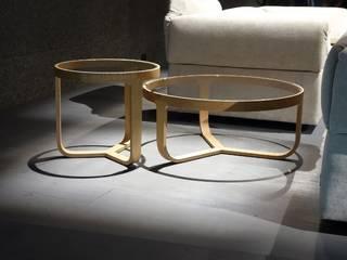 Calma low tables:  in stile  di Design  Ari Kanerva - Studio arka