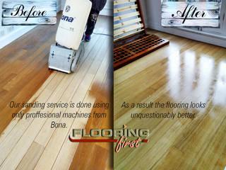 Floor Sanding Service by FlooringFirst!
