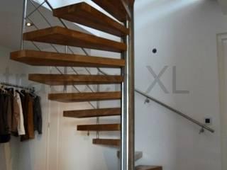 Een bijzonder trappenproject in de provincie Noord Brabant. Klassieke exhibitieruimten van TrappenXL Klassiek
