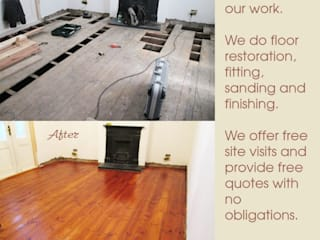 Floorboards Repairs & Replacement by FlooringFirst!