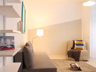 Home Staging - Monolocale in Residence:  in stile  di noemi moauro