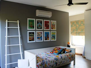 Simbithi Eco Estate 2:  Nursery/kid's room by Margaret Berichon Design,