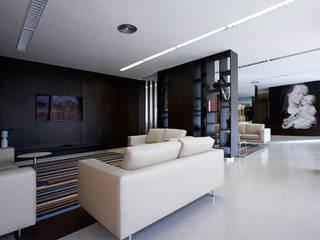 Clínicas de estilo moderno de Tralhão Design Center Moderno