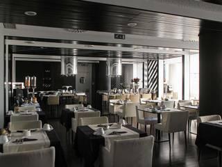 Gastronomía de estilo moderno de Tralhão Design Center Moderno