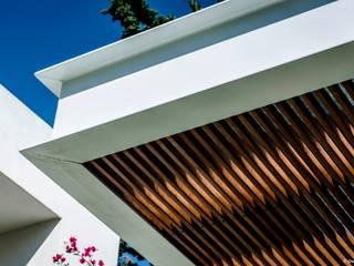 TERRAZA PULGAS PANDAS / DHD ARQUITECTOS:  de estilo  por Oscar Hernández - Fotografía de Arquitectura
