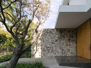 Trama Arquitectos Modern houses