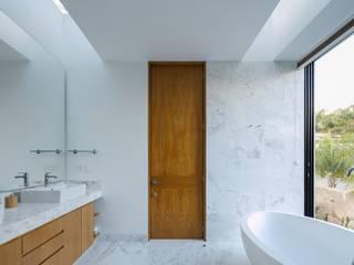 Trama Arquitectos Casas de estilo moderno