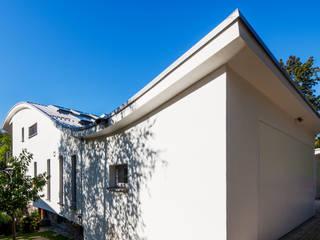 Garajes de estilo moderno de WSM ARCHITEKTEN Moderno