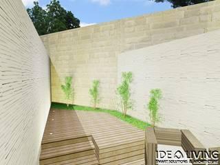 Balcones y terrazas de estilo minimalista de Idealiving Minimalista