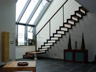 Oog voor design trappen in Limburg:  Exhibitieruimten door TrappenXL