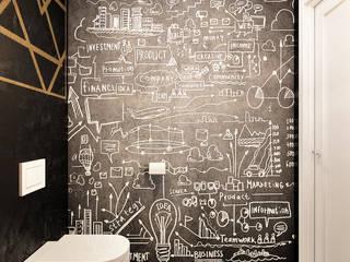Визуализации проекта для Елены и Алекса: Ванные комнаты в . Автор – Alyona Musina