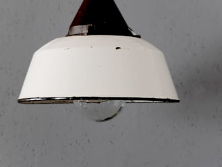 Vintage industrial lights/ lamps by works berlin: industriell  von works berlin,Industrial