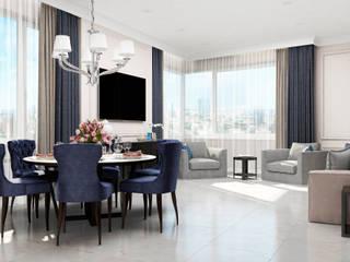 Salon classique par GM-interior Classique