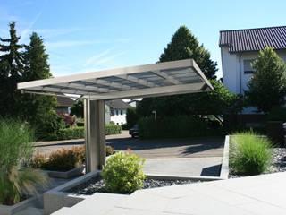 Deutsche carportfabrik gmbh co kg bauunternehmen in for Vorgarten inspirationen