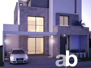 Borja Arquitectos: Recámaras de estilo  por Borja Arquitectos