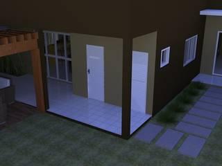 Residência Casas modernas por BE - Arquitetura, Paisagismo e Interiores Moderno