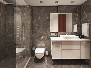 Ofis 352 Mimarlık Hizmetleri 現代浴室設計點子、靈感&圖片