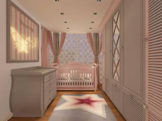 Ofis 352 Mimarlık Hizmetleri Chambre d'enfant classique