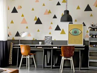Study & office Pixers Studio eclettico