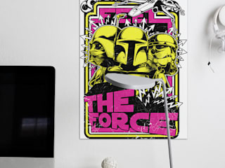 The Force Modern study/office by Pixers Modern