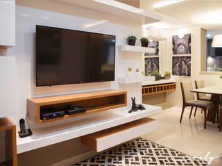 Salas multimedia de estilo moderno de Only Design de Interiores Moderno