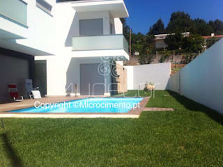 4Udecor Microcimento Modern pool