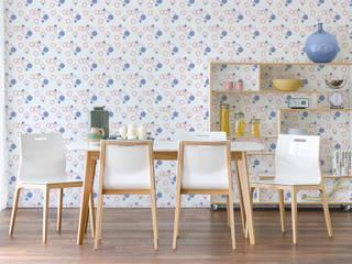 Salas de jantar  por Pixers, Moderno