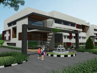 Icarus Architects โรงเรียน