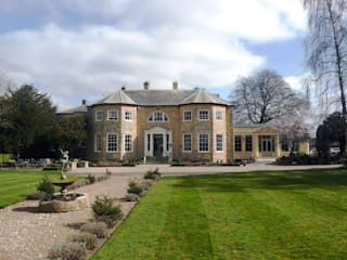 Washingborough Hall Hotel - Extension to existing Listed Building :  Hotels by Steven Dunn Architects Ltd