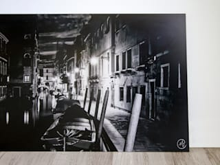 Tirages Photographiques sur plaque Chromaluxe® en Subligraphie®:  de style  par Atelier 1331