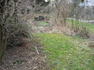 Innenhofgarten in der Stadtmitte von Landschaftsplanung Burkart