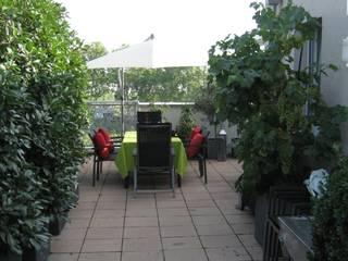 Dachterrasse von Landschaftsplanung Burkart