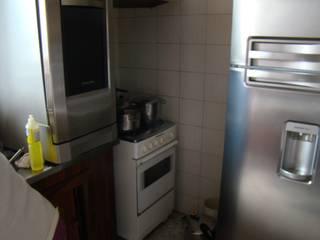 Reforma apartamento Antes e Depois por Jader e Ivan Arquitetos