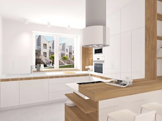 Kitchen by Interjo, Minimalist