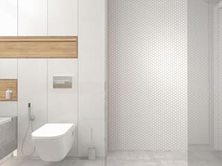 Bathroom by Interjo, Minimalist