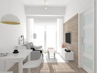 Living room by Interjo