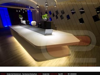 by CHINPAKLOONG Architect Modern