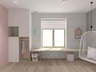 Nursery/kid's room by Interjo