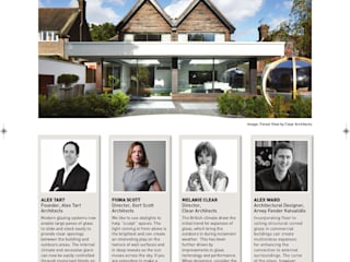 Publicity Clear Architects Modern houses