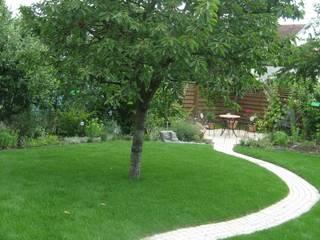 Privatgarten Ludwigshafen-Edigheim von Landschaftsplanung Burkart