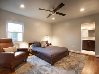 RedBird ReDesign Dormitorios de estilo moderno