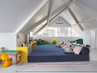 Детские комнаты в . Автор – Amanda Miranda Arquitetura