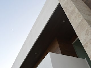 Modern houses by Borja Arquitectos Modern