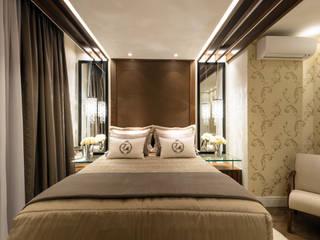 Спальня в стиле модерн от Designer de Interiores e Paisagista Iara Kílaris Модерн
