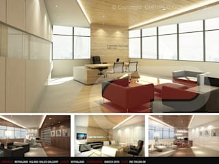 by CHINPAKLOONG Architect Modern
