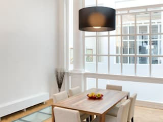 Modern dining room by BE-DESIGNER Modern